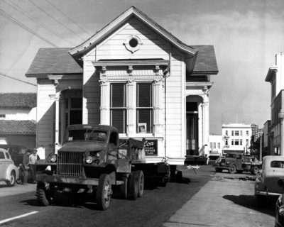 John Landino House Moving.
